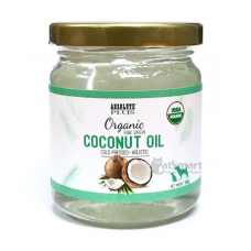 Absolute Plus Organic Raw Virgin Coconut Oil 180ml
